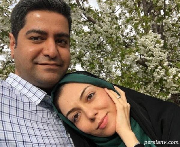 بی تابی و ضجه همسر آزاده نامداری غوغا به پا کرد + عکس