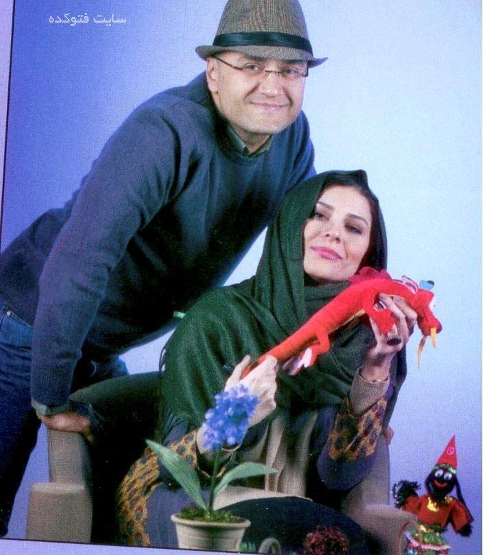 عکس رامبد جوان و همسرش سحر دولتشاهی + علت طلاق