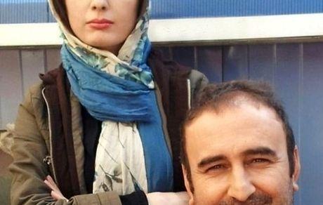 بازیگر سریال پایتخت در کنار همسر و دخترش + عکس