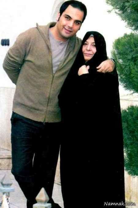مادر احسان علیخانی