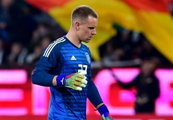 اعتراض تِراِشتگن به وضعیتش در تیم ملی آلمان