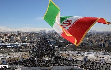 برگزاری راهپیمایی چهل و یکمین سالگرد پیروزی انقلاب اسلامی
