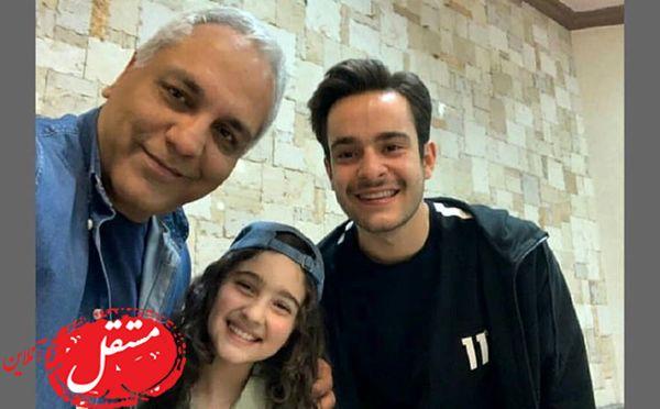 بچه های هیولایی مهران مدیری + عکس