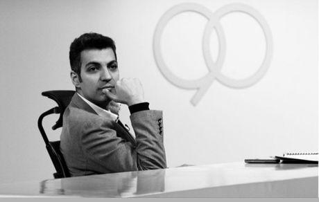 حبیب رضایی و برنامه نود + عکس