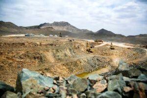افزایش ۳ برابری میزان حفاری در معدن طلای هیرد