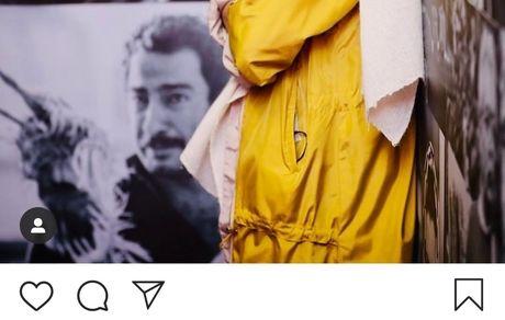 پست نگارجواهریان بعد از مادرشدن + عکس