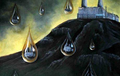 مضرات باران اسیدی برای سلامتی انسان