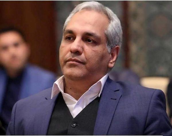 حمله مهران مدیری به سحرقریشی و مهدی طارمی +فیلم