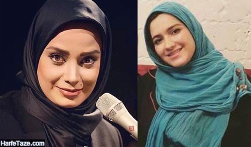 دو مجری تلویزیون به خاطر وضعیت اخیر از صدا و سیما خداحافظی کردند