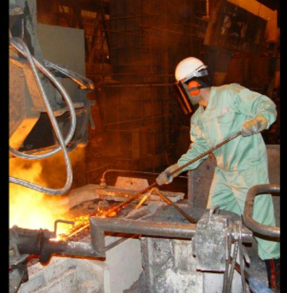 شاخص های ایمنی فولاد مبارکه در بالاترین سطح جهانی
