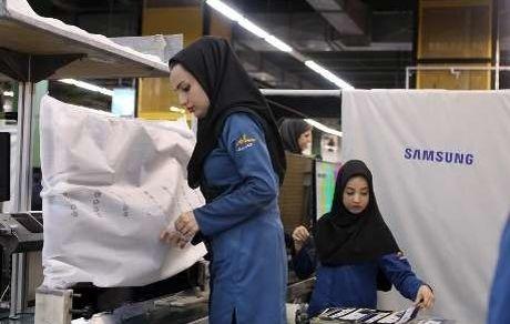 پایان کار ال جی و سامسونگ در ایران