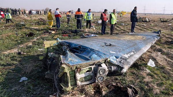 مقصر سقوط هواپیمای اوکراینی آمریکا بود