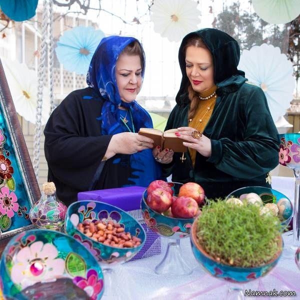 پروین قائم مقامی مادر بهاره رهنما