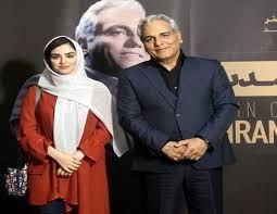 حمله تند مهران مدیری به سحرقریشی+ فیلم و عکس