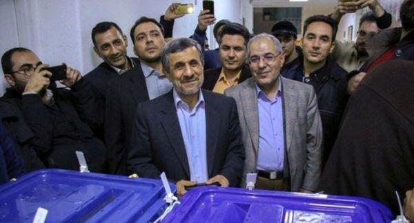 از احمدی نژاد تا انتخابات 1400