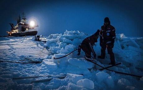 فراهم شدن اینترنت پر سرعت در قطب شمال