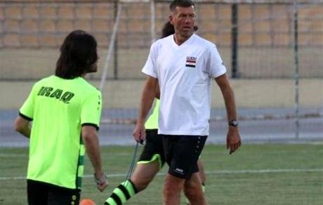 حسرت سرمربی عراق از لغو بازی با ایران در بصره