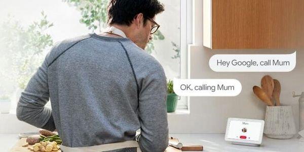 برقراری ارتباط صوتی از طریق گوگل