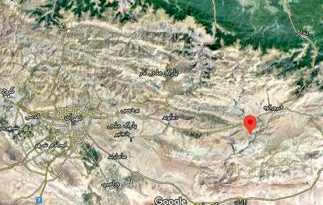 زلزله خوشهای در شرق تهران + جزئیات