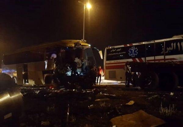 عکس لورفته از دو خبرنگار زن فوت شده در حادثه واژگونی اتوبوس