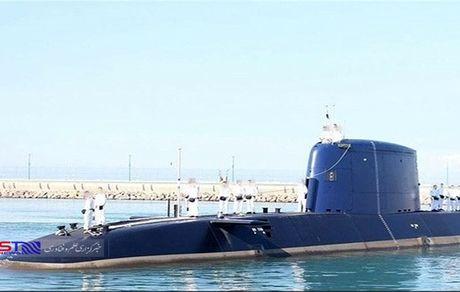 ساخت زیردریایی هستهای توسط ایران
