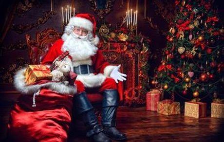 چرا لباس بابانوئل قرمز است