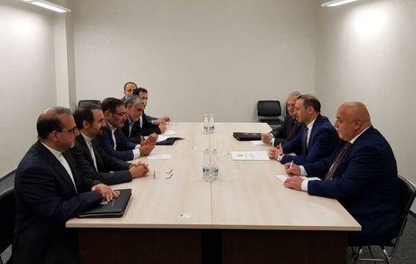 دیدار شمخانی با مشاور امنیت ملی ارمنستان