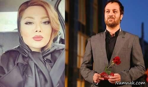 عکس احمد مهرانفر و همسرش