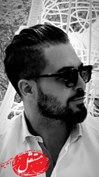 دانیال عبادی از نیمرخ + عکس