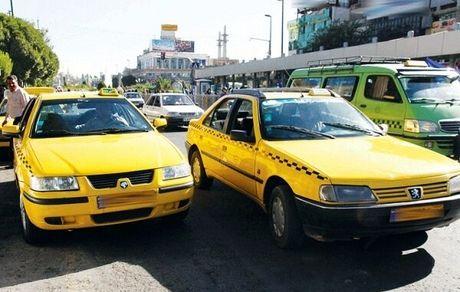 توزیع لاستیک دولتی به رانندگان تاکسی