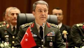 تهدید آمریکا توسط وزیر دفاع ترکیه