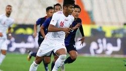 ستاره لیگ برتر در اردوی تیم ملی بزرگسالان
