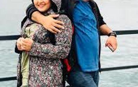 نرگس محمدی عکس لورفته جنجالی در آغوش علی اوجی+عکس و بیوگرافی