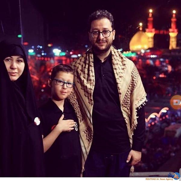 شایعه ای بزرگ و جنجالی درباره همسر سید بشیر حسینی + عکس