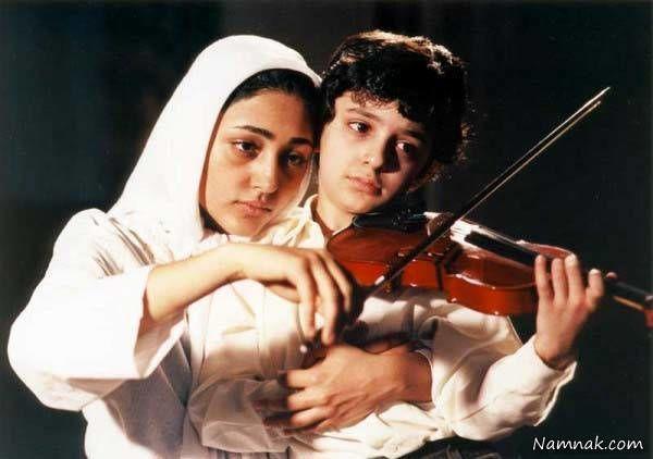 علی شادمان و گلشیفه فراهانی