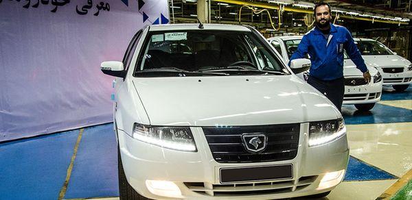 ایران خودرو از آپشن های خودرو جدیدش رونمایی کرد + تصاویر