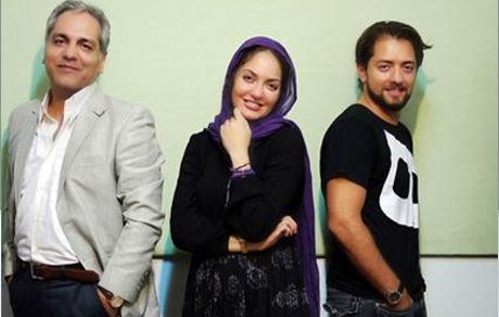 مهران مدیری| جنجال عکس های دیده نشده با مهناز افشار + تصاویر