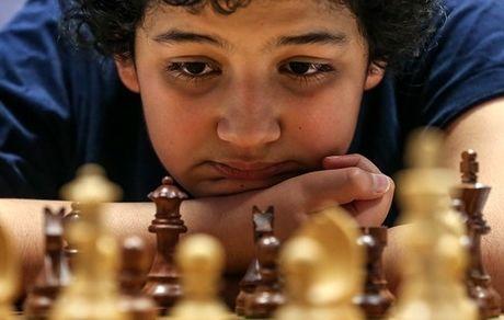 مقام سوم نماینده شطرنج ایران در مسابقات سریع نوجوانان جهان