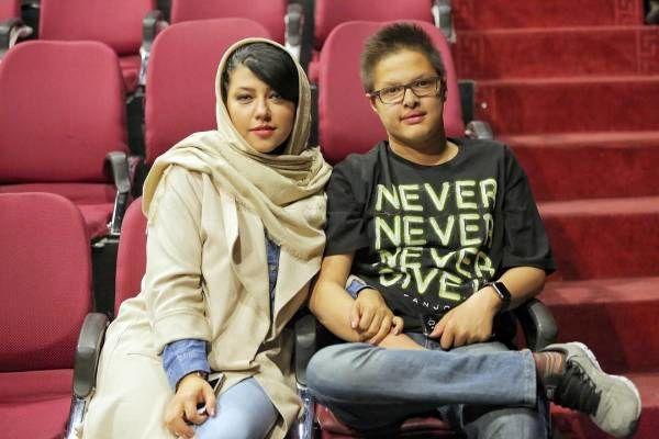 همسر و فرزند شهاب حسینی