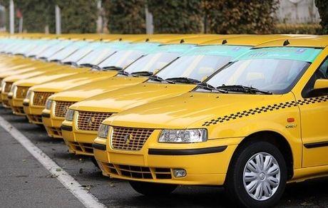 تاکسی های غیرفعال را به ۱۸۸۸ گزارش کنید