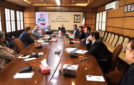 نشست  معاون امور مطبوعاتی وزیر فرهنگ و ارشاد اسلامی  با مدیران روابط عمومی مناطق آزاد کشور