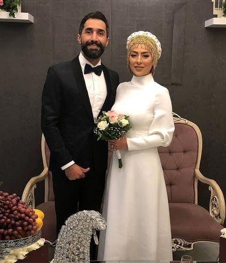 سمانه پاکدل,بیوگرافی سمانه پاکدل,عکس همسر سمانه پاکدل