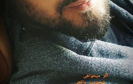 دانیال عبادی در ماشین شخصیش + عکس