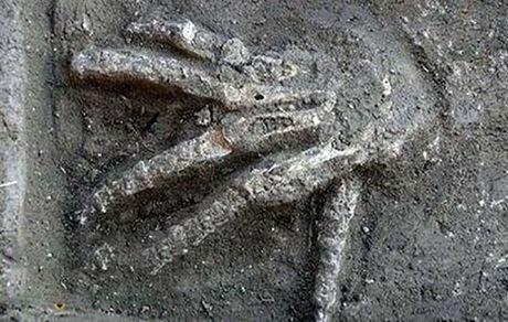 وجود غول در یکی از قصرهای مصر باستان خبرساز شد! +عکس