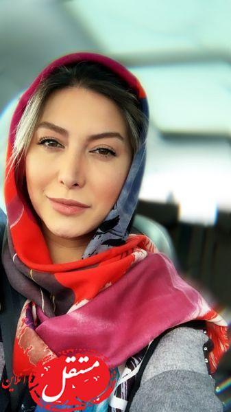 چهره زیبای فریبا نادری + عکس