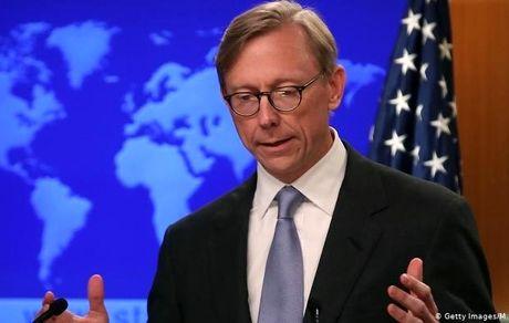 سیاست آمریکا تغییر رژیم ایران نیست