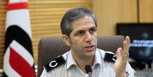 علت آتشسوزیهای اخیر در تهران + جزئیات