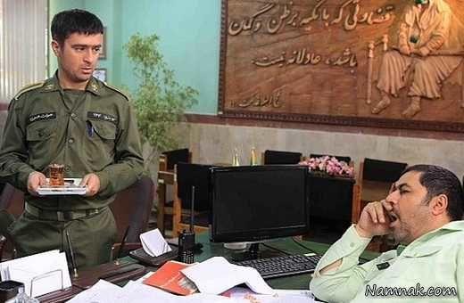 فرهاد اصلانی و احمد مهرانفر