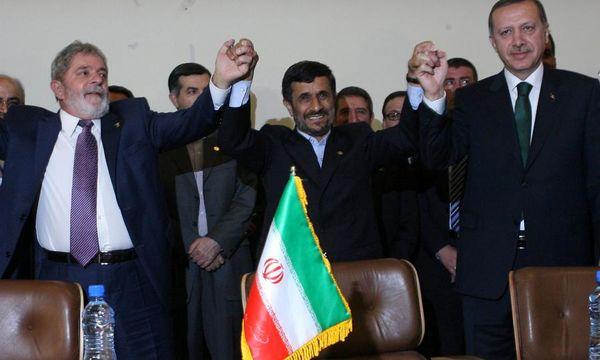 به احمدی نژاد گفتم تحریم از جنگ بدتر است