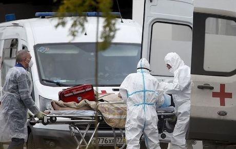 مرگ ۸۲۰ نفر دیگر در روسیه بر اثر ابتلا به کرونا
